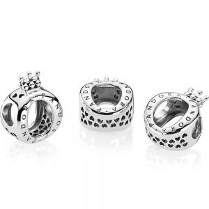 Pandora Crown O Logo Charm-797401