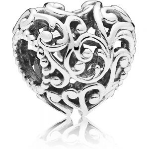 Pandora Regal Openwork Heart Charm 797672