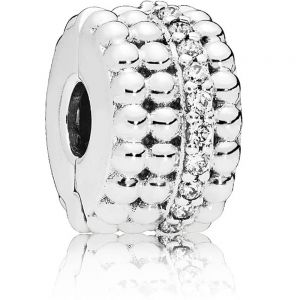 Pandora Beaded Clip Charm 797520CZ