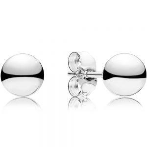 Pandora Classic Bead Stud Earrings-297568