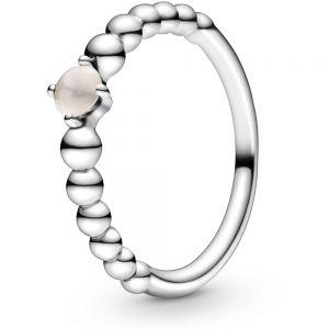 Pandora June Birthstone Beaded Ring 198867C06