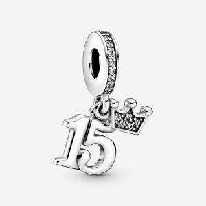 Pandora 15th Birthday Dangle Charm 799540C01