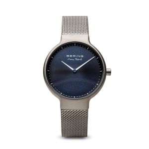 Bering Ladies Max Rene Brushed Grey Watch 15531-077
