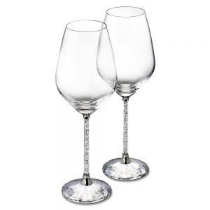 Swarovski Crystalline Wine Glasses - Set of 2 1095948