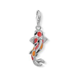 Thomas Sabo Charm Pendant - Koi Fish 1702-664-7