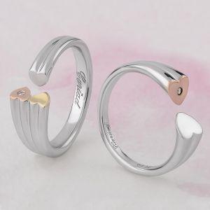 Clogau Cariad Diamond Ring 3SCTR