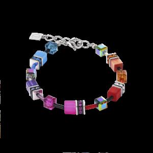 Coeur De Lion GeoCUBE Bracelet - Multicolour Rainbow 2838301520