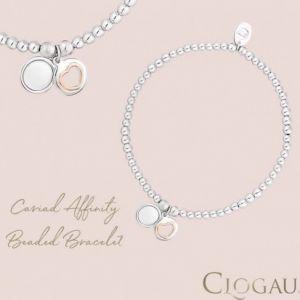 Clogau Cariad Affinity Bead Bracelet 3SBB54