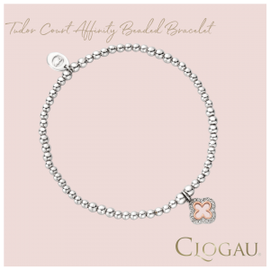 Clogau Tudor Court Affinity Bead Bracelet - Medium