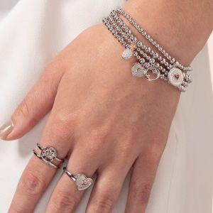 Clogau Tree Of Life Affinity Bead Bracelet 3SBB13-S
