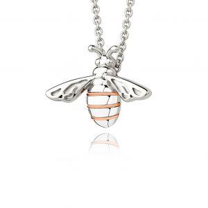 Clogau Large Honey Bee Pendant