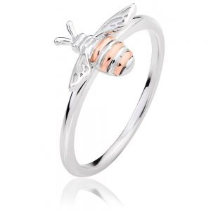 Clogau Honey Bee Ring