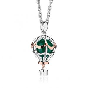 Clogau Hot Air Balloon Journey Pendant 3SJRHBP