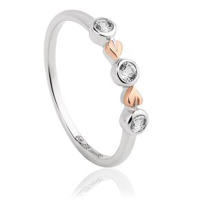 Clogau Tree of Life Clover Ring