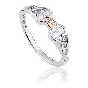 Clogau Lovespoons Ring 3SLSR3