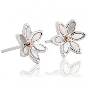 Clogau Lady Snowdon Stud Earrings - 3SNLE