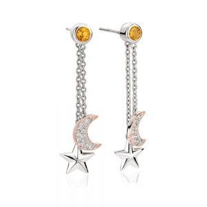 Clogau Out Of This World Drop Earrings - 3SOTWE