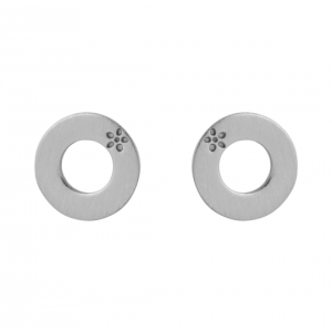byBiehl Sienna Silver Earrings 4-010-R