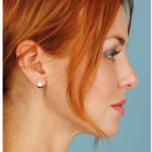 Kit Heath Coast Pebbles Small Stud Earrings
