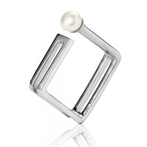 Jersey Pearl Ava Pearl Ring