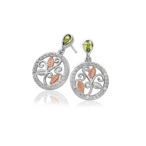 Clogau Awelon Drop Earrings 3SALWCDE