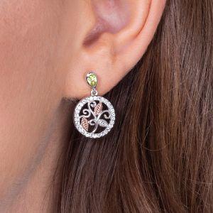 Clogau Awelon Drop Earrings 3SALWCDE