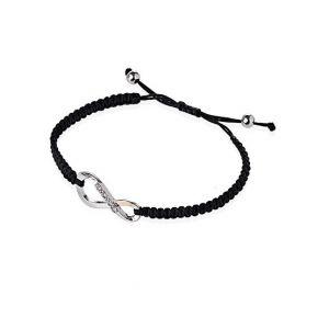 Clogau Eternity White Topaz Friendship Bracelet 3SETFBR