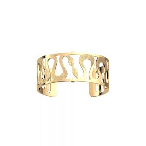 Les Georgettes Mehen Bracelet - 25mm Gold Finish 70355720100000