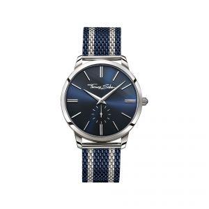 Thomas Sabo Men's Rebel Spirit Watch - Mesh Bico Blue WA0268-281-209