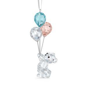 Swarovski Crystal My Little Kris Bear Ornament