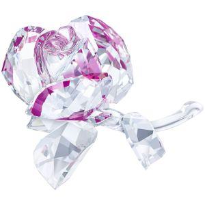 Swarovski Crystal Blossoming Rose