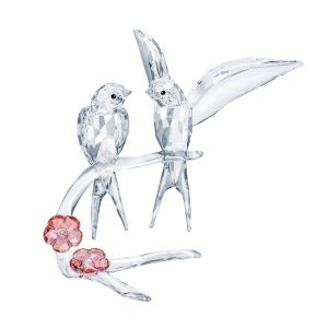 Swarovski Crystal Swallows