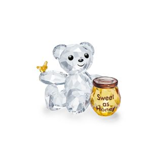 Swarovski Crystal Kris Bear - Sweet As Honey
