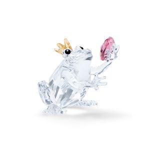 Swarovski Crystal Frog Prince