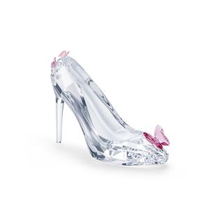 Swarovski Crystal Shoe with Butterfly - 5493714