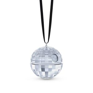 Swarovski Crystal Star Wars Death Star Ornament