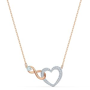 Swarovski Infinity Heart Necklace 5518865