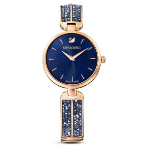 Swarovski Crystal Dream Rock Watch - Blue