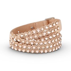 Swarovski Power Collection Slake Bracelet - Pink 5523022