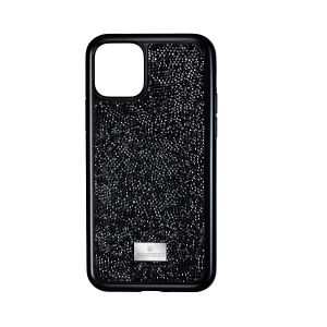 Swarovski Glam Rock Smartphone Case, iPhone 11 Pro, Black