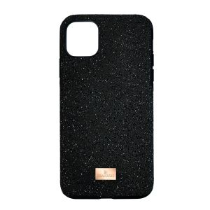 Swarovski High Smartphone Case, iPhone 11 Pro Max, Black