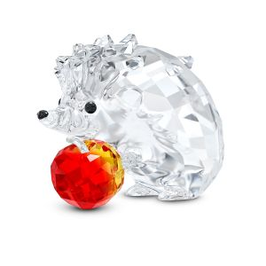Swarovski Crystal Peaceful Countryside Hedgehog with Apple 5532203
