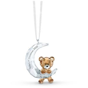 Swarovski Baby's First Christmas Ornament 2020