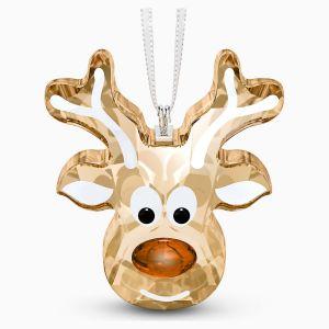 Swarovski Gingerbread Reindeer Ornament 5533944