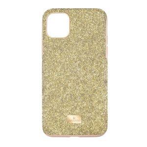 Swarovski High Smartphone Case with Bumper - iPhone 11 Pro Max - Gold tone 5533970