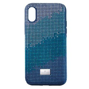 Swarovski Anniversary Crystalgram Phone Case - Iphone X/XS - Blue