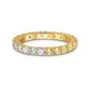 Swarovski Vittore Half Ring - Gold Tone - Gold Plated