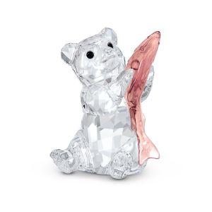 Swarovski Rare Encounters Bear with Fish 5536772