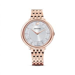 Swarovski Crystalline Chic Watch - Rose-Gold Tone 5544590