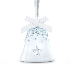 Swarovski Crystal Star Bell Ornament 5545500